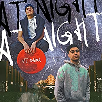 At Night (feat. Saina)
