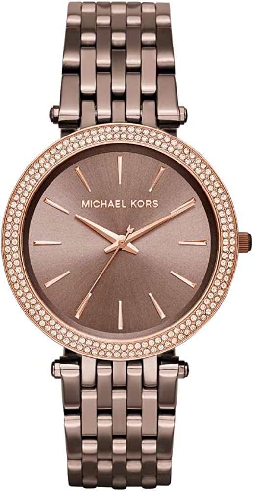 Michael kors orologio analogico donna in acciaio inossidabile MK3416