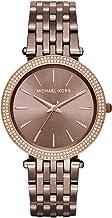 Michael Kors Reloj Analogico para Mujer de Cuarzo con Correa en Acero Inoxidable MK3203