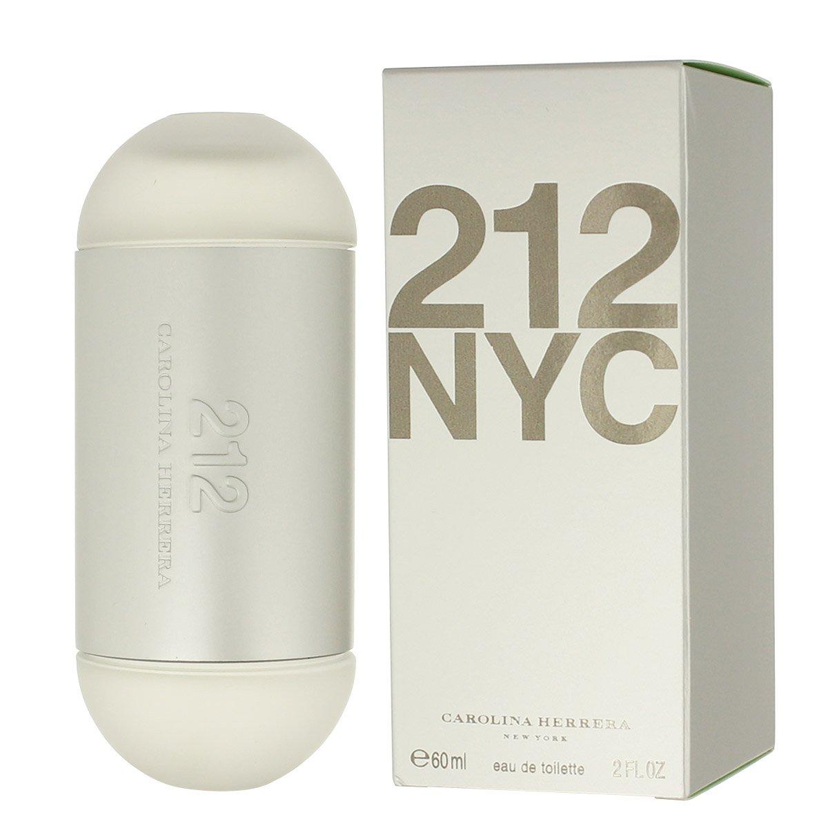 212 NYC Sales by Carolina Herrera for Women High material de Toilette Eau 2 Spray O