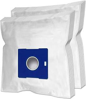 MohMus 10 Premium Bolsas de Aspiradora para FAGOR 180, VCE 173 VCE173, VCE 167 VCE167, VCE 367 VCE367, VCE 380 VCE380, VCE 170 VCE170, VCE 370 VCE370