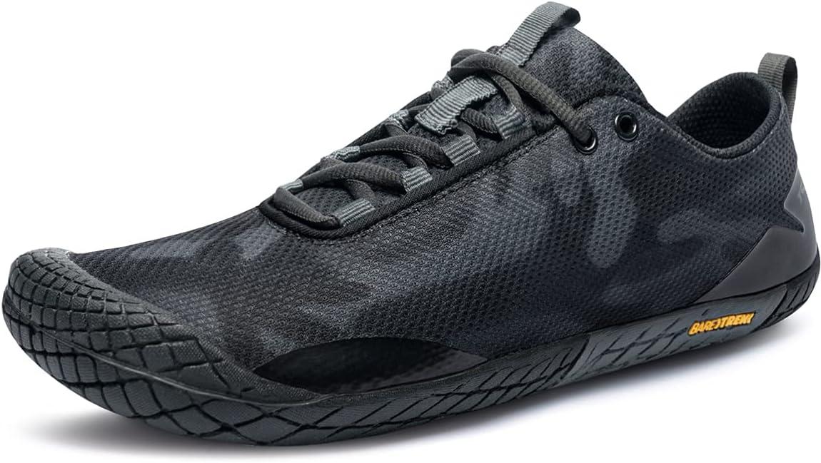 Ranking TOP1 TSLA Men's Trail Running Shoes Drop Athletic Lightweight B Memphis Mall Zero