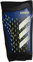Adidas PRED SG Pro scheenbeschermers voor lichaamsbescherming, volwassenen, uniseks, meerkleurig (zwart/ROJACT), M