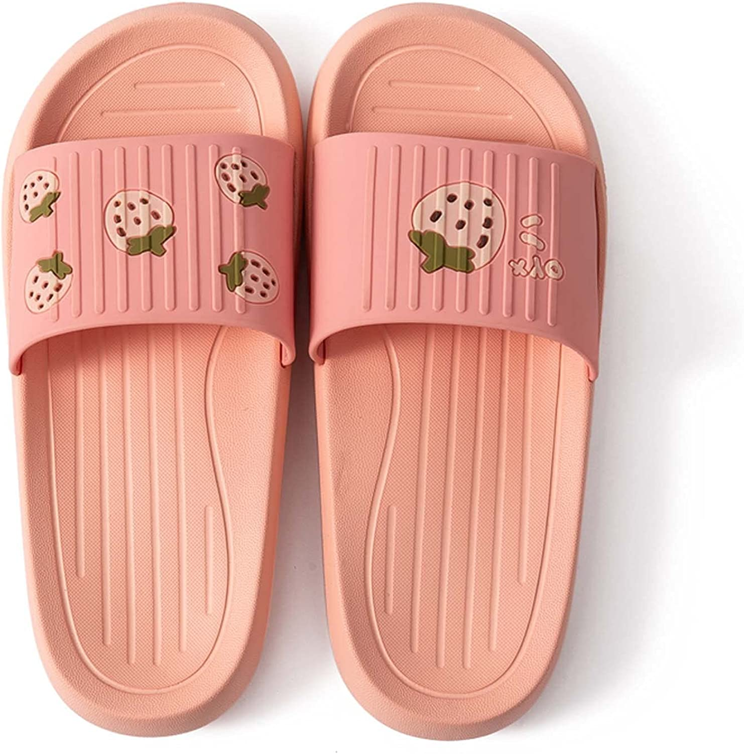 Kids Boys and Girls Max 76% OFF Sandals Max 73% OFF Slipp Home Fruit Indoor Cute
