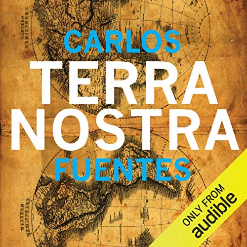 Terra Nostra audiobook cover art