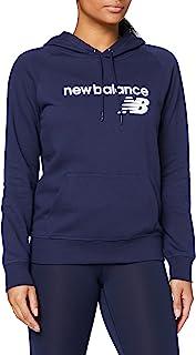 New Balance NB Classic Core - Sudadera con Capucha para Mujer