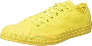 converse giallo