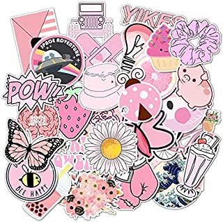 Cute Stickers for Kids Teens, 50 pcs