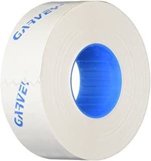 Garvey One-Line Pricemarker Labels, 7/16 x 13/16 Inches, White, 1200/Roll, 16 Rolls/Box (090948)