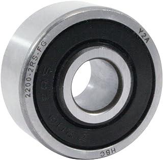 85mm Outer Diameter Steel 1650 lbs Static Load Capacity ABEC-1 19mm Width 4900 lbs Dynamic Load Capacity Open 45mm Bore Diameter WJB 1209 Self Aligning Ball Bearing Metric