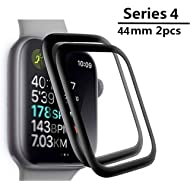 [2-Pack] Apple Watch Serie 4 44mm Screen Protector, [9H Hardness] [Anti-Scratches]...