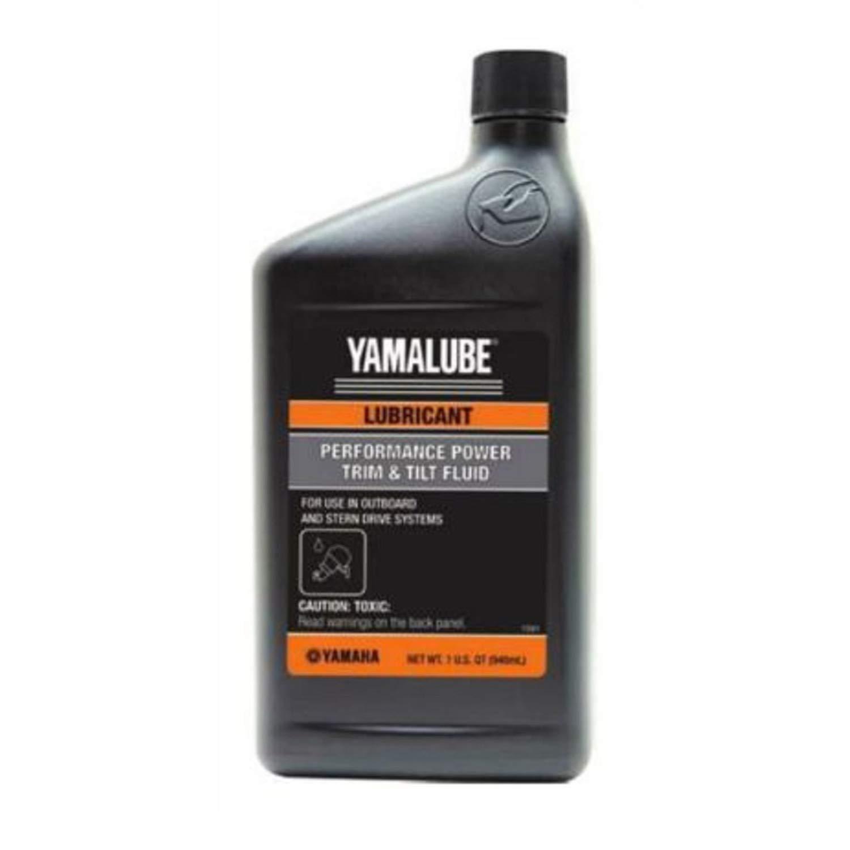 Yamaha ACC-PWRTR-MF-32 Líquido del compensador e inclinador a potencia; ACCPWRTRMF32: Amazon.es: Coche y moto