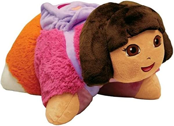 My Pillow Pets Dora The Explorer Licensed 18