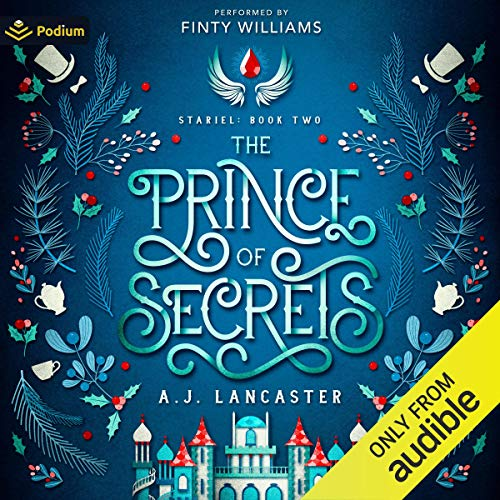 The Prince of Secrets cover art