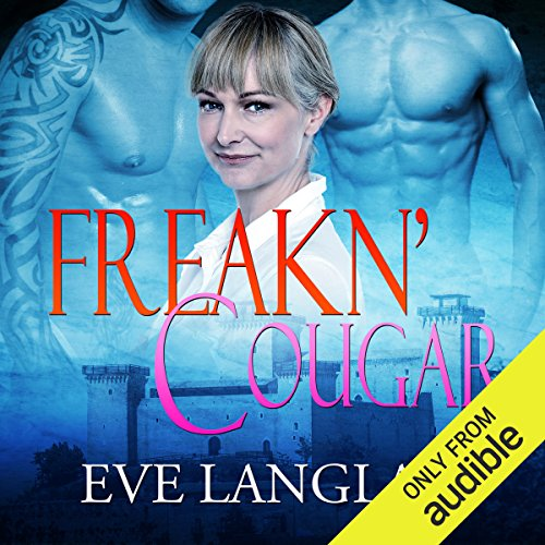 Freakn' Cougar audiobook cover art