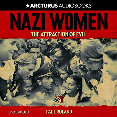 Nazi Women audiobook cover art