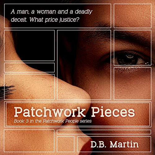 Patchwork Pieces audiobook cover art