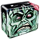 Aquarius Zombie Head Lunchbox