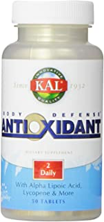 Sponsored Ad - KAL Body Defense Antioxidant Tablets, 50 Count