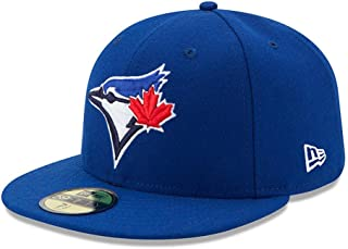New Era 59FIFTY Toronto Blue Jays MLB 2017 Authentic Collection On Field Game Fitted Cap