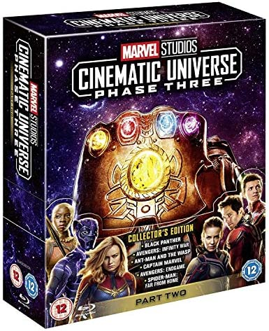 Marvel Studios Cinematic Universe Phase Three Part Two product image