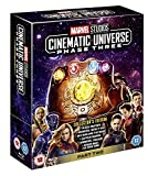 Marvel Cinematic Universe Phase 3 Part 2 Box Set (8 Blu-Ray) [Edizione: Regno Unito]