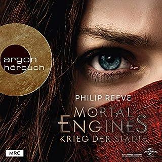 Krieg der Städte     Mortal Engines 1              Autor:                                                                                                                                 Philip Reeve                               Sprecher:                                                                                                                                 Robert Frank                      Spieldauer: 8 Std. und 31 Min.     945 Bewertungen     Gesamt 4,4