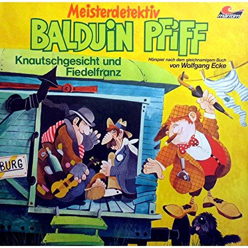 Knautschgesicht und Fiedelfranz / Das Knallophon Titelbild