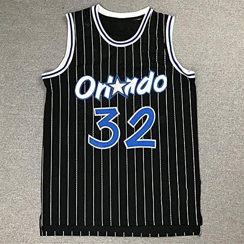 XUECHEN Ropa Jersey de Baloncesto Masculino, NBA Orlando Magic # 32 Shaquille O