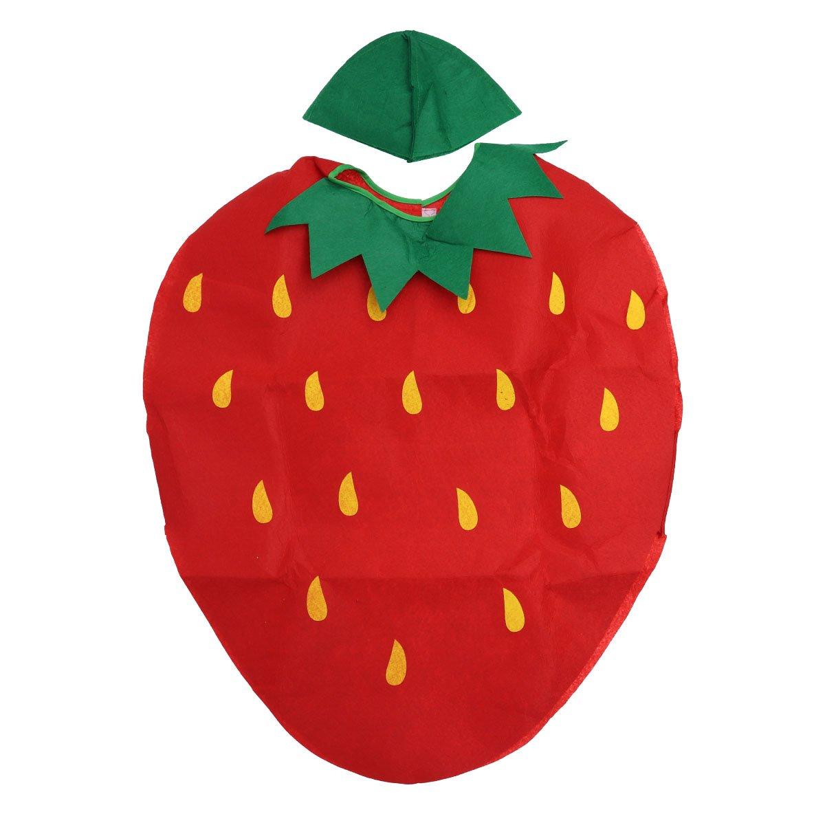 LUOEM Disfraz de Vegetales de Frutas para Niños Disfraz de Niños ...