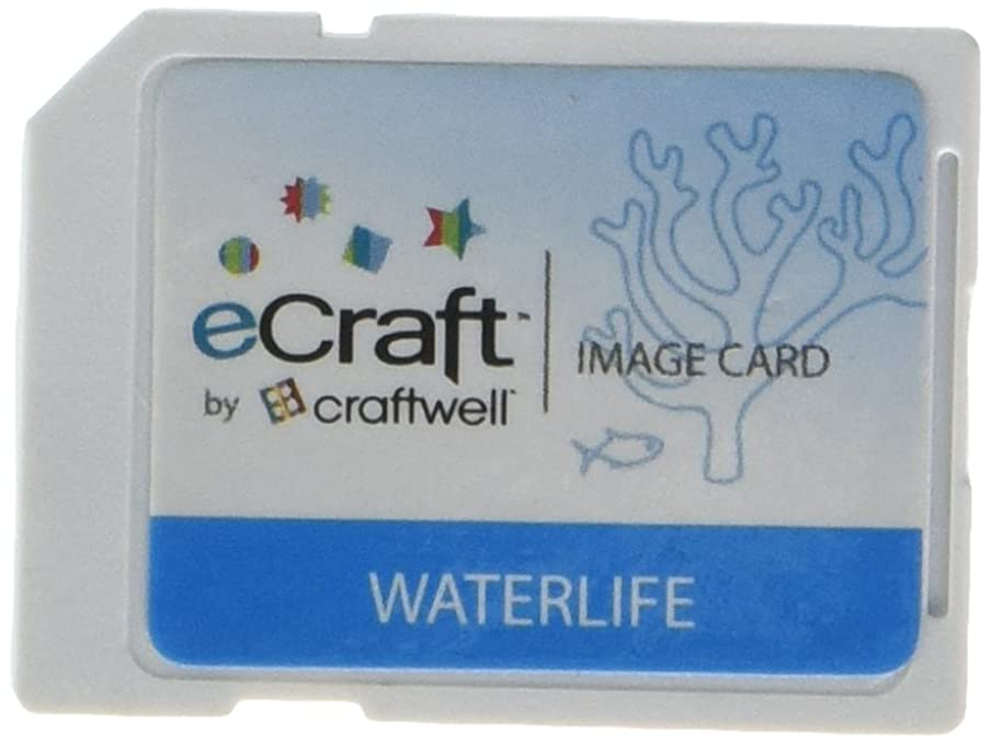 Craftwell Ecraft SD Image Cards, Water Life