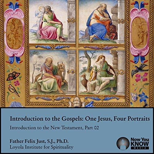 Introduction to the Gospels: One Jesus, Four Portraits copertina