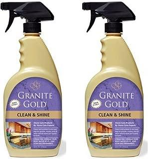 Granite Gold Clean & Shine - 24 oz (2 pack)