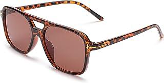 Big 70s Retro Sunglasses for Women and Men, UV400...