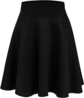 Best plus size flared midi skirt Reviews