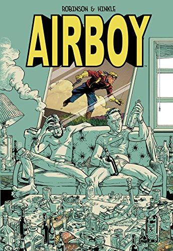 Airboy: Deluxe Edition (English Edition)