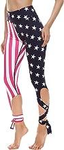 Best red white and blue capri leggings Reviews