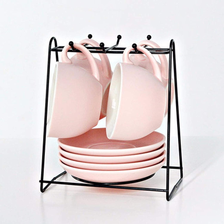 La Tasse de café d'origine Ensemble céramique Marque Mode Coupe Coupe Coupe Coupe Coupe cuillère Plat café b