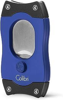 Colibri Zippo Cutter - S-cut 'easy cut', Blue and Black, 0.2 kg