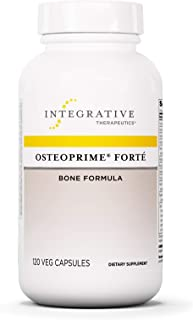 Integrative Therapeutics - Osteoprime Forte - Bone Support Formula - 120 Capsules