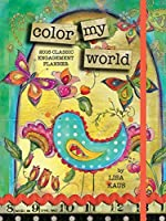 Lang Color My World Classic Engagement Planner by Lisa Kaus, January 2016 to December 2016 (1017013) by Lang Holdings, Inc. [並行輸入品]