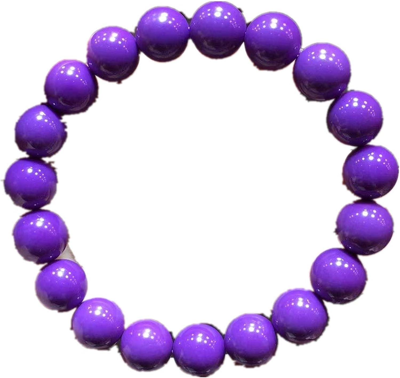 Purchase Genuine Natural Purple Phosphosiderite Beads 11mm Gemstone Financial sales sale Round