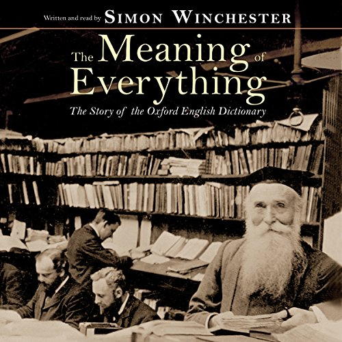 The Meaning of Everything audiobook cover art