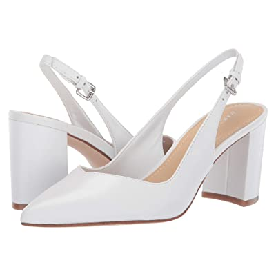 Marc Fisher Catling 2 (White) High Heels