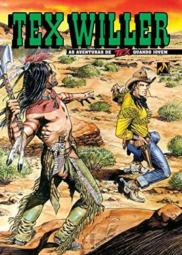 Tex Willer Nº 06: Coyoteros!
