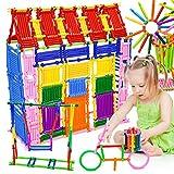 NUOLUX Les Blocs de Construction Bricolage bâtons 3D Puzzle Jouet éducatif Set, 500...