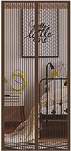 Filjr Magnetische vliegendeur, 90x205cm Magnetisch deurgordijn tegen insecten automatisch sluitend, voor balkon-, woonkame...