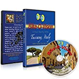 Bike-O-Vision - Virtual Cycling Adventure - Tuscany, Italy - Perfect for Indoor Cycling and Treadmill Workouts - Cardio Fitness Scenery Video (Widescreen DVD #25)