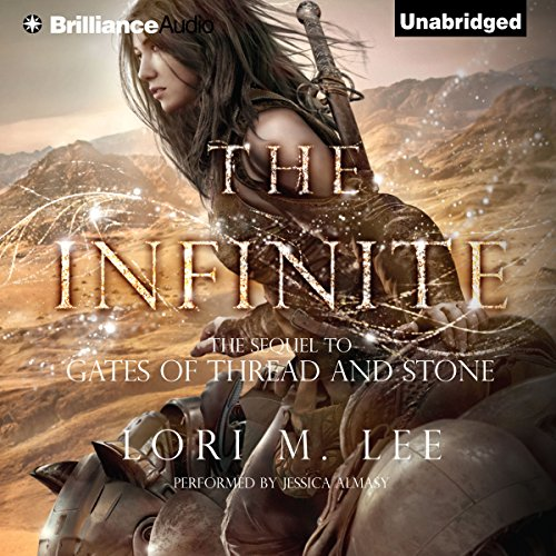 The Infinite audiobook cover art