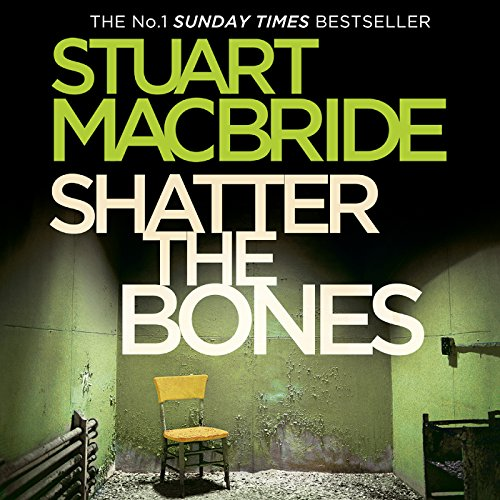 Shatter the Bones audiobook cover art